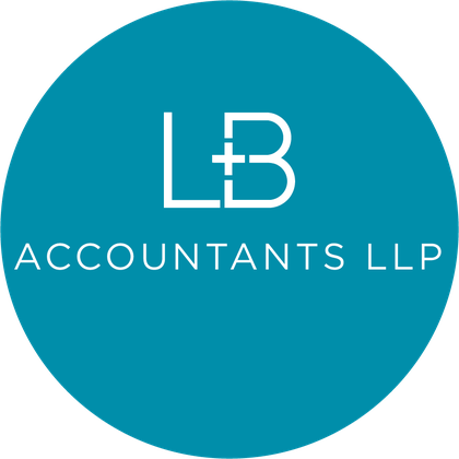 Image Of Logo For Accounting Firm - LB Accountants LLP